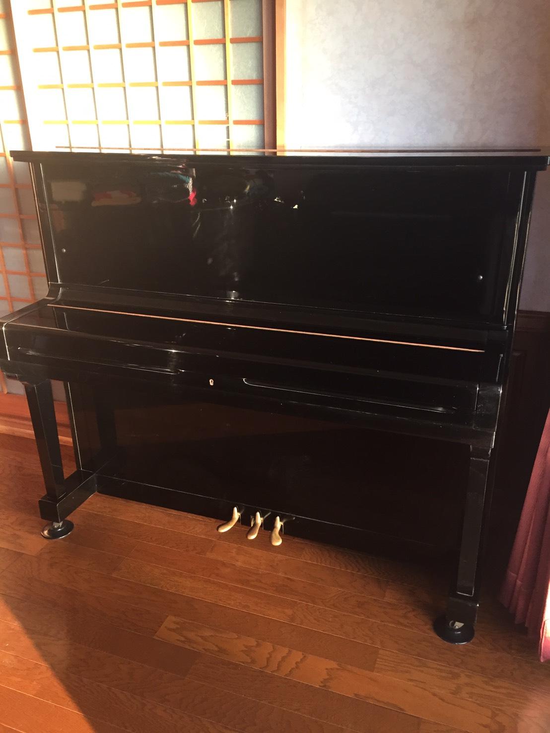 ピアノの買取 徳島
