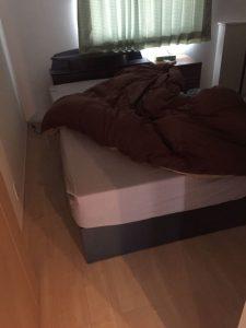 ベッドの処分 クリーンサポート徳島