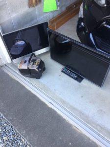 液晶テレビの回収はクリーンサポート徳島