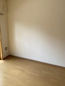 遺品整理後の室内画像です。