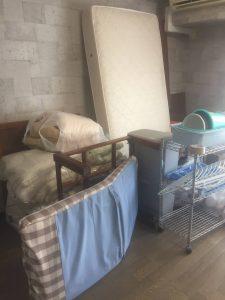 ワンルームマンションの不用品回収 鳴門市